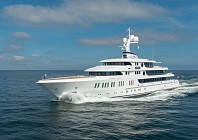 How to explore Earth's furthest corners in superyacht style