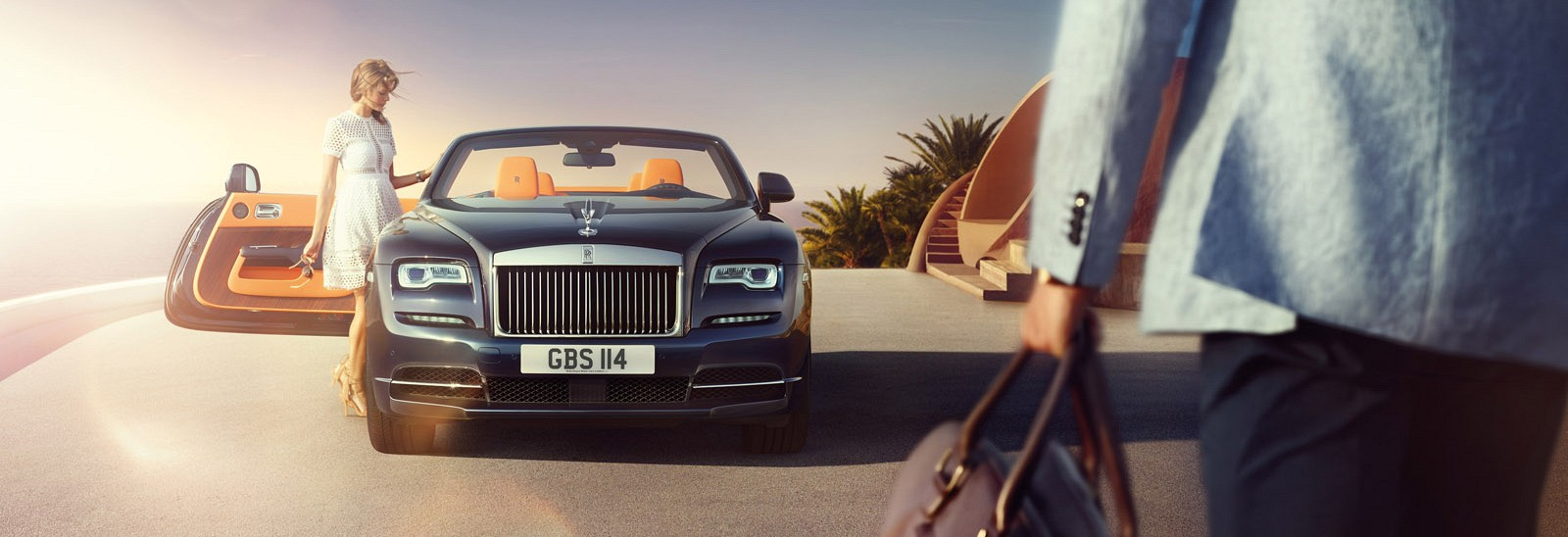 On the road: The Rolls-Royce Dawn review