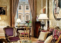 We experienced the Fabergé Suite at Belmond Grand Hotel Europe, St Petersburg
