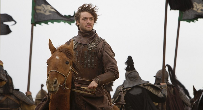 Marco Polo Lorenzo Richelmy interview