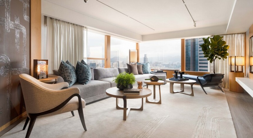 The Upper House, The House Collective Journey, Hong kong, luxury hotel, suites, Andre Fu Suite, signature residences, hong kong island
