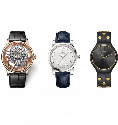 5 watches to kickstart 2019 in style