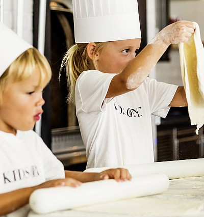 LUXE KIDS: Culinary conquests
