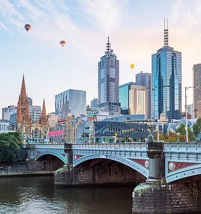 Why Melbourne is the place to be when visiting Australia