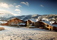 A hotel for all seasons in Megeve