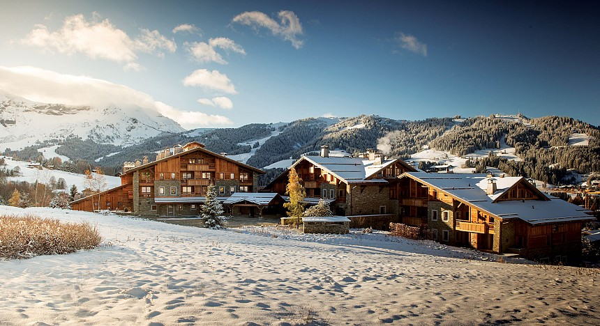 A hotel for all seasons in Megeve, Four Seasons Hotel Megève