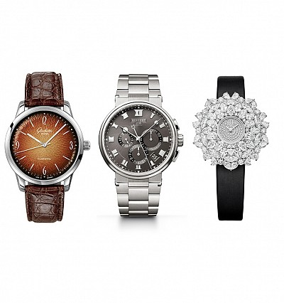 About time: top men's timepieces in time for your summer travels