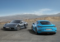History reborn: The Porsche 718 Cayman S earns its numbers