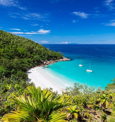 INTERVIEW: Want to spend seven days in the Seychelles? Thought so…