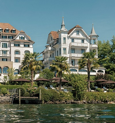 WELLNESS: Reset and recharge in the pristine Swiss Alps