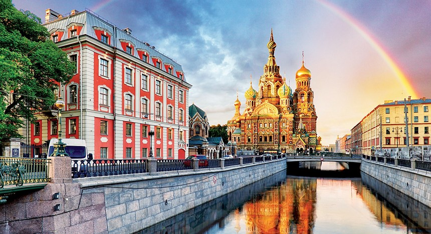 Russia, Belmond Grand Hotel Europe, Four Seasons Hotel Lion Palace, Hotel Astoria