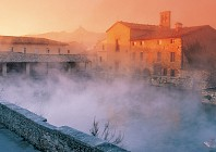 Adler Thermae's thermal water massage in Italy