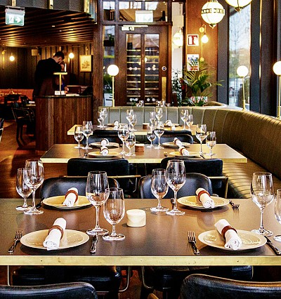Review: Shelbourne Social by Dylan McGrath, Dublin
