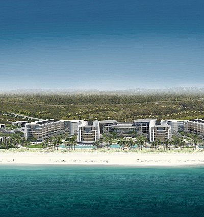 It's all about guilt free travel when Jumeirah Saadiyat Island opens in November