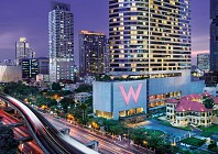 Suite dreams: W Hotel Bangkok