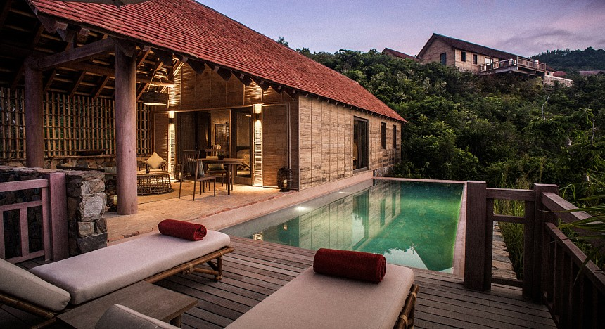 Zannier Hotels Bãi San Hô, Vietnam, Luxury Hotels, Pool, Beach, Luxury Travel news, Magazine, beaches, explore vietnam
