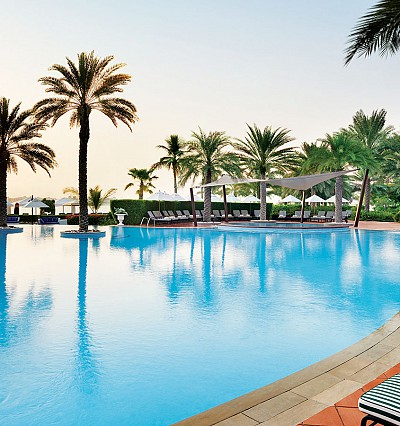 Staycations: three treats in the UAE