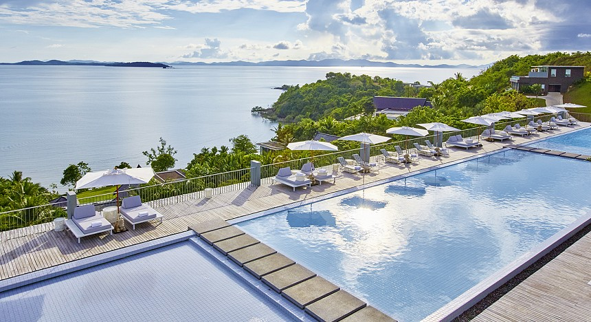 COMO Point Yamu, Phuket, Luxury Resort, Thailand, Hotels, Pool, Suites dreams, luxury hotels, resorts, Thailand, Spa, Luxurious