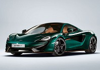 McLaren special operations honour the F1 XP GT 'Longtail'