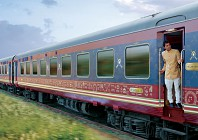 How to discover India by train