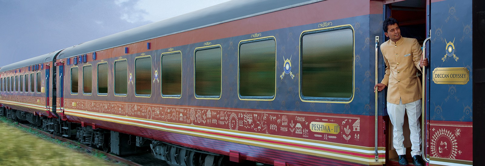 3 ways to experience incredible India by rail