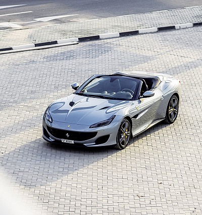 Could the Ferrari Portofino be your everyday supercar?