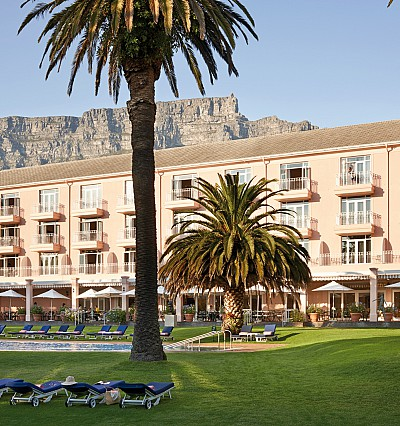 In pictures: Belmond Mount Nelson renewed in Cape Town