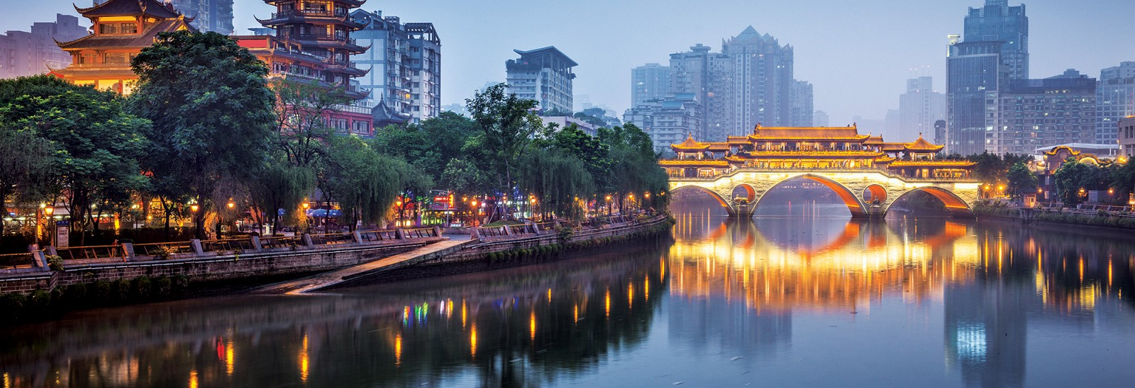 Sichuan serenity: a journey through Chengdu