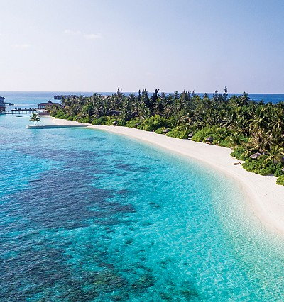 Everything Closer: Jumeirah Vittaveli Maldives
