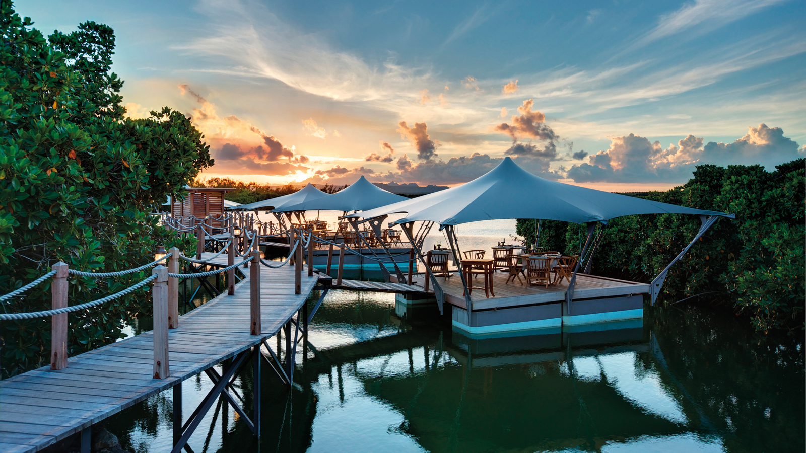 Our Gourmet Guide To The Best Restaurants In Mauritius Luxury Travel Magazine