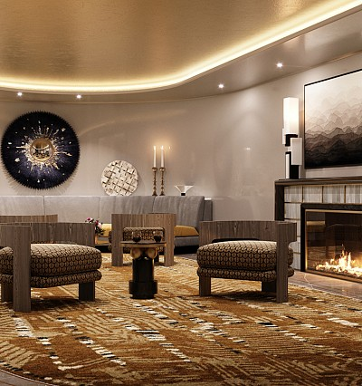 HOTEL INTEL: Arty investments at The Towers of the Waldorf Astoria