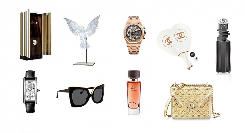 9 stunning luxury accessories to buy this month