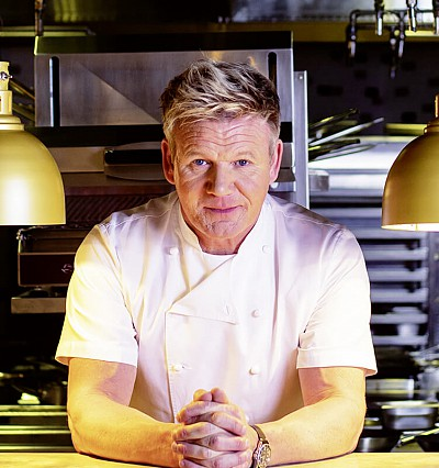 Interview: hell hath no fury like Chef Gordon Ramsay