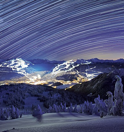 Winter wonderland: The Whistler experience