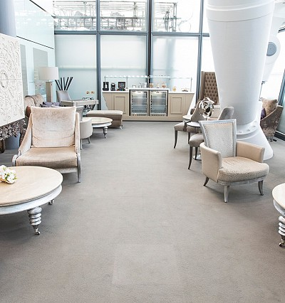 Heathrow VIP: In the Throes of Luxury
