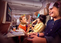 An Etihad in-flight nanny shares her secrets to jetting off with tots