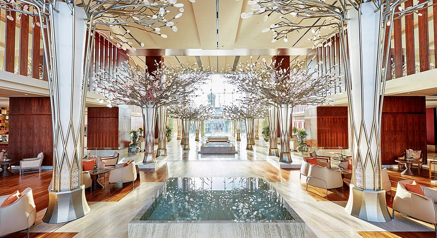 Mandarin Oriental Jumeirah, Premiere Sea View Suite , Suite dreams, suites, Rooms, Pool, Spa, Dubai, Luxury hotels in Dubai, Lounge, Bathroom, Beach, Restaurants at Mandarin Oriental Jumeira,