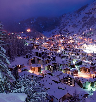 OUT OF THIS WORLD: An alpine adventure from piste to spa