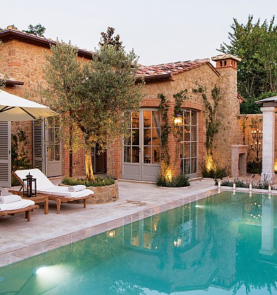 A breath of Tuscan tranquillity