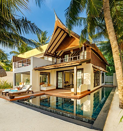 LUXE KIDS: Reconnect with the whole family at Ozen Bolifushi