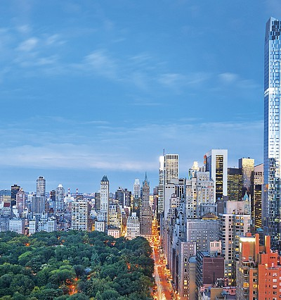 Mandarin Oriental takes on luxury New York residences