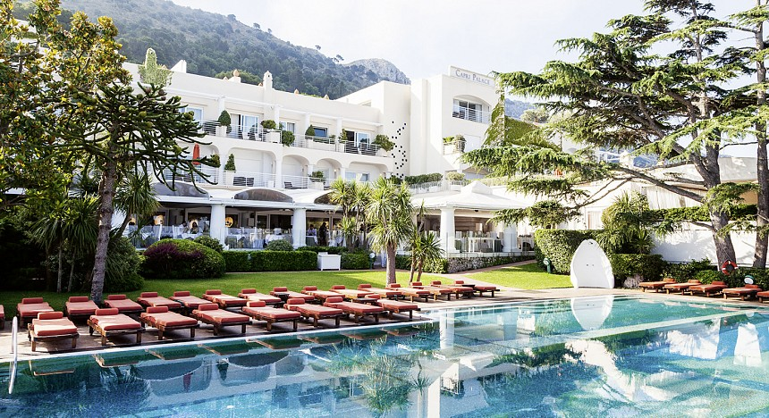 Capri Palace, Italy, Jumeirah, Hotels, Rooms, Luxury travel, Pool, Spa, Restaurants, Dining, hotel