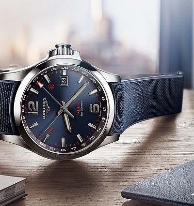 Flash forward: Longines launches a masterpiece for modern travellers