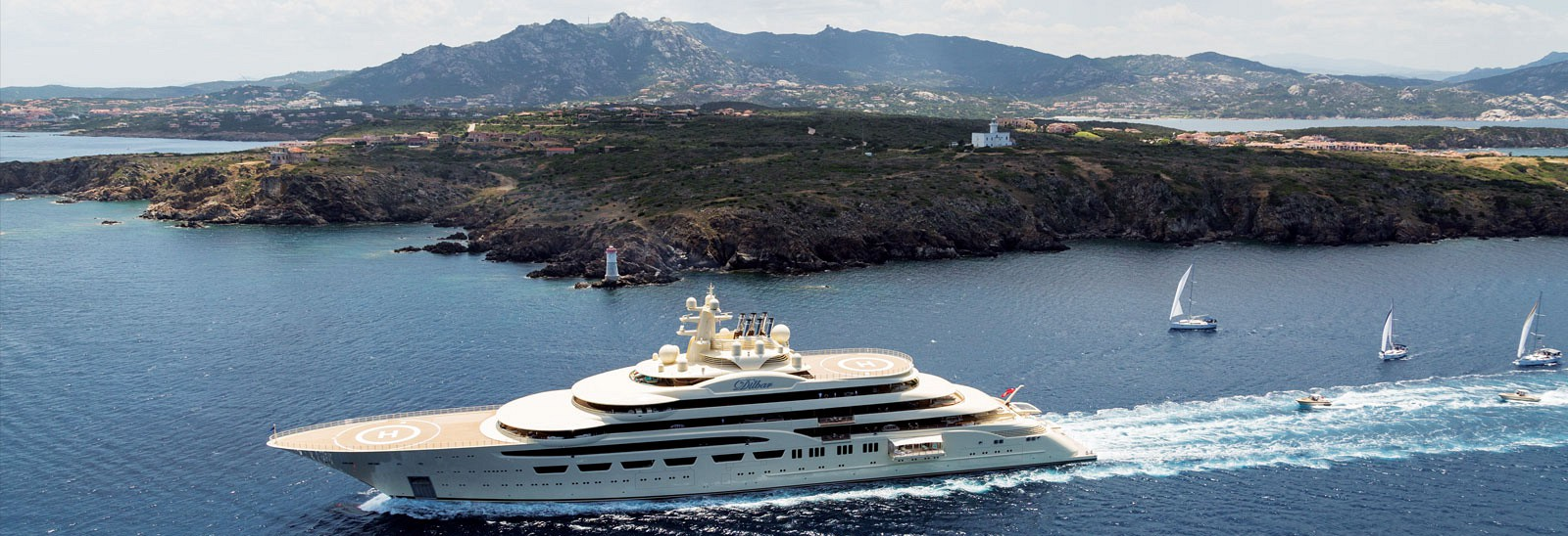 Winners at the World Superyacht Awards 2017