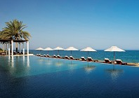 Check into The Chedi for serious beauty in Muscat