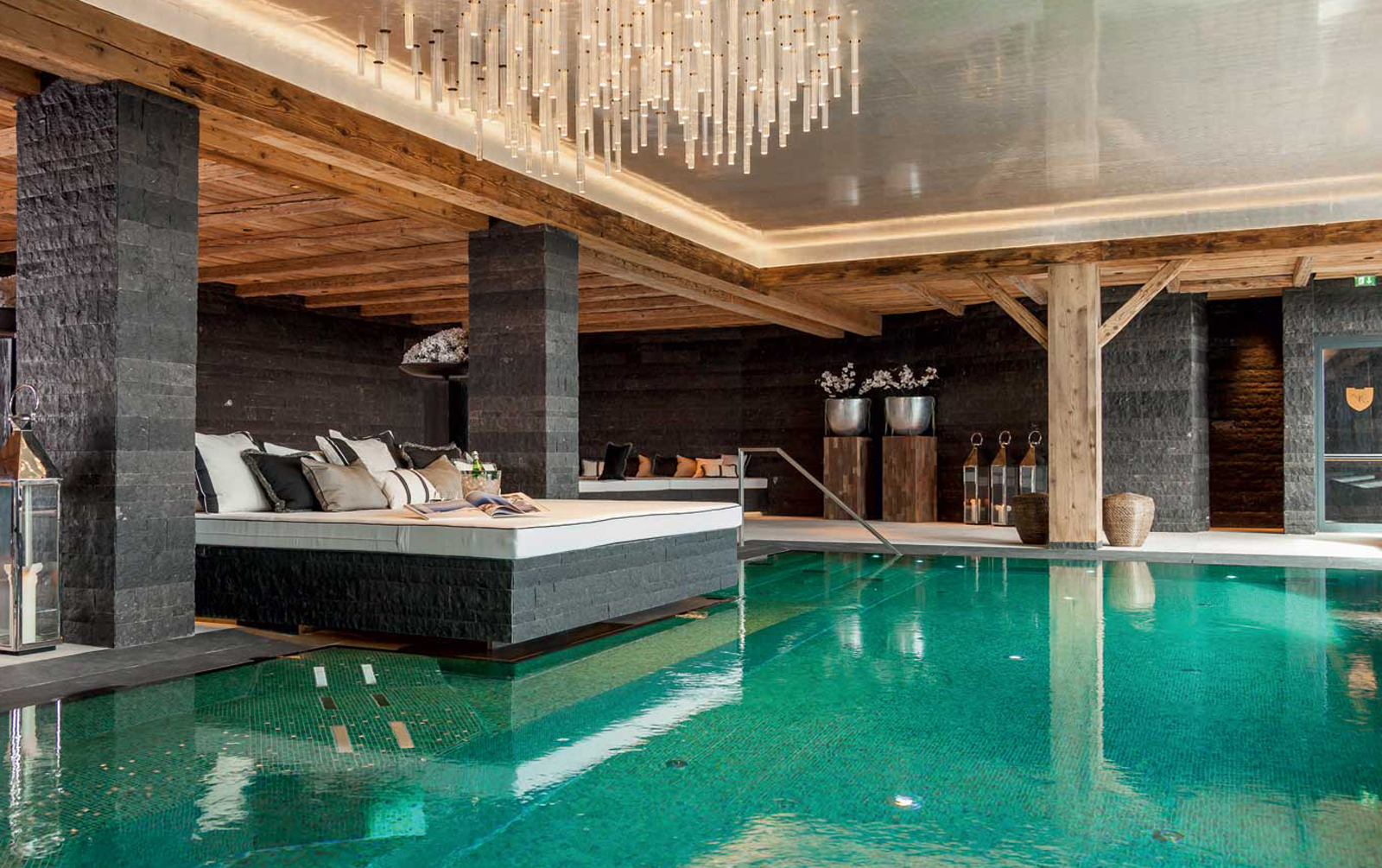 what its like to stay at a sixstar ski chalet in lech