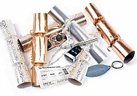 These luxe Christmas crackers contain a yacht (among other things)
