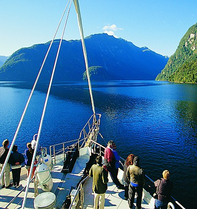 New Zealand's cruise scene is hotting up
