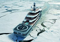This mega expedition yacht will cost $150 million