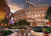 A new park is set to open on the Las Vegas Strip